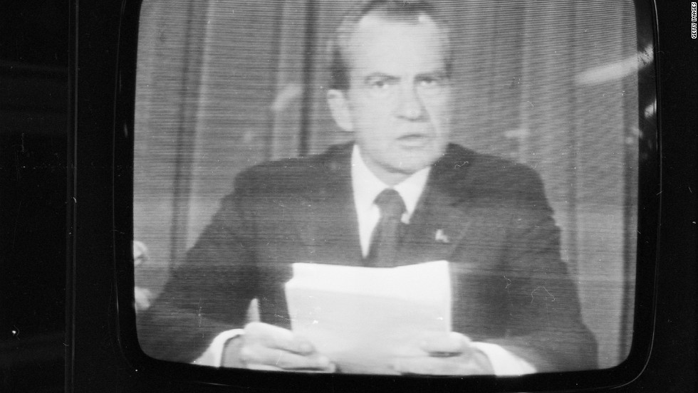 "When Richard Nixon lost the race for California governor in 1962, he gave the media what he called his ""last press conference."" However, within years, he was elected as president of the United States. He resigned in 1974."