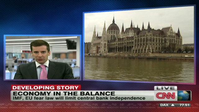 Hungary's economic woes