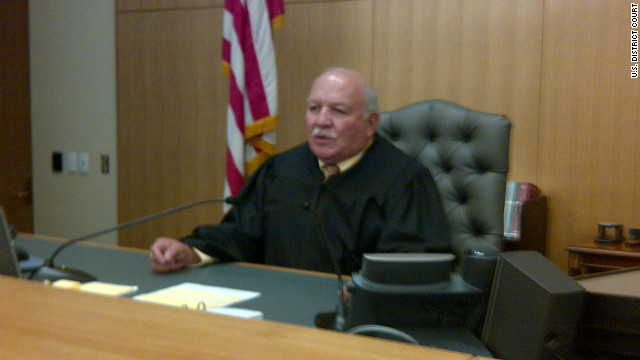 U.S. District Judge David Briones noticed a pattern in several drug smuggling cases.