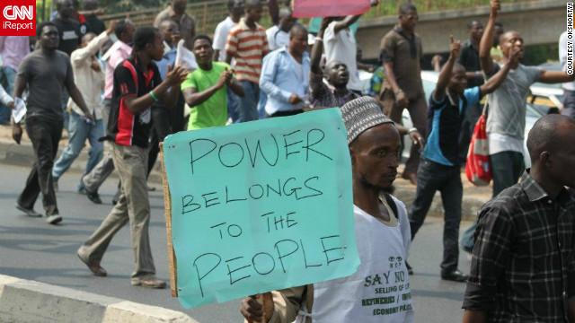 nigeria as a nation
