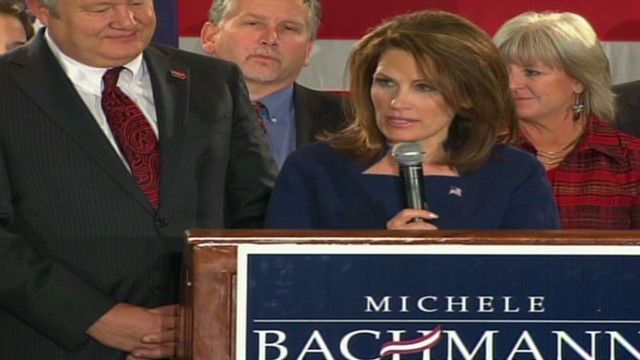 Bachmann on to New Hampshire