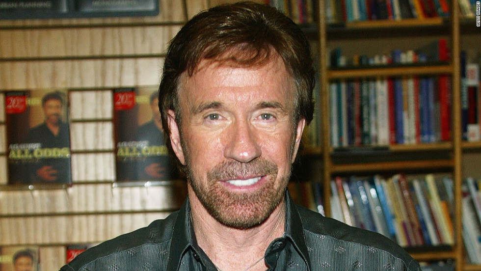 Reason redheads are proud of Chuck Norris: Because he's Chuck Norris, and he can kill you with his thoughts.