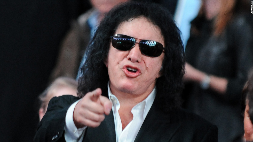 "Last December, Gene Simmons <a href=""http://inthearena.blogs.cnn.com/2010/12/02/rock-star-wants-his-vote-for-obama-back?cnn=yes"">told CNN</a> that he regretted voting for President Obama in 2008. Then this August <a href=""http://www.politico.com/blogs/click/0811/Kiss_frontman_is_a_Rick_Perry_fan.html?cnn=yes"" target=""_blank"">he tweeted</a> his support for Gov. Rick Perry saying, ""He will be our next President. I've never been wrong."""