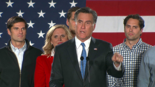 Romney builds on his momentum