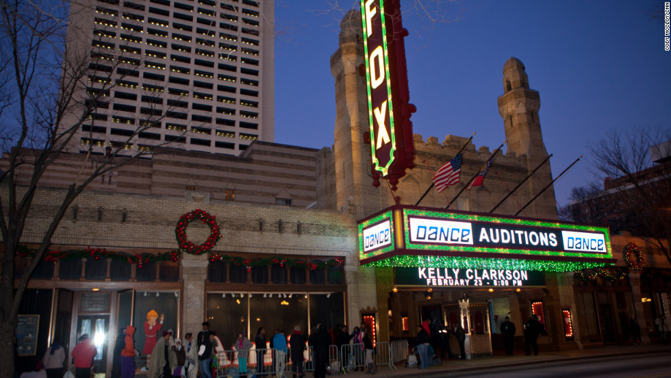 "Rise and shine! It was a bitterly cold Thursday morning in Atlanta in early 2012 as those waiting to audition for the ninth season of Fox's ""So You Think You Can Dance"" stood in line in near freezing temperatures."