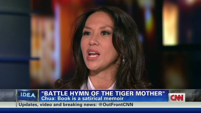 2012: 'Tiger Mom' author Amy Chua