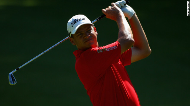 South African golfer Tjaart van der Walt has yet to win a tournament since turning professional in 1996.