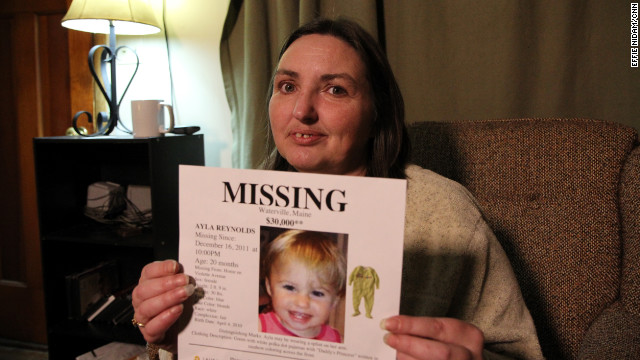 Missing toddler's grandma speaks