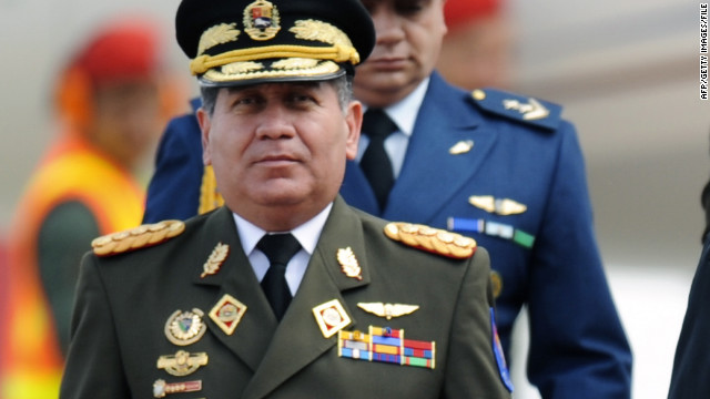 "The United States added Gen. Henry Rangel Silva to its drug ""kingpin"" list in 2008."
