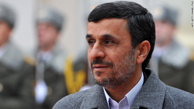 Iranian President Mahmoud Ahmadinejad suffered setbacks in the country's parliamentary runoff elections.