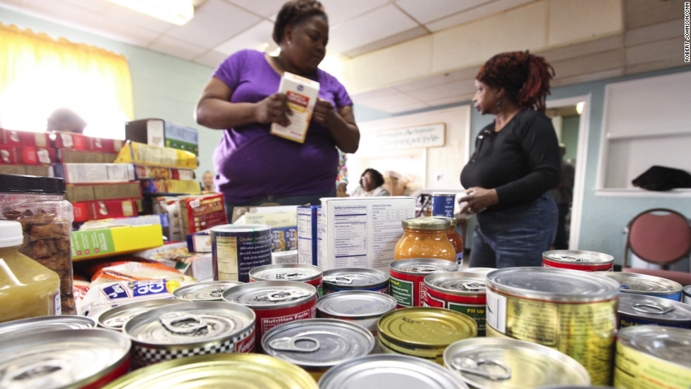 "The co-op has received some neighborhood opposition from those who fear it could bring crime into the community. ""We believe we're doing quite the opposite,"" Hale says. ""By providing food, by alleviating that stress and fear, you lower the crime rate. If you don't have enough food, you'll begin to do things that you never thought of."""