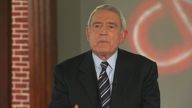 Dan Rather's thoughts on GOP race