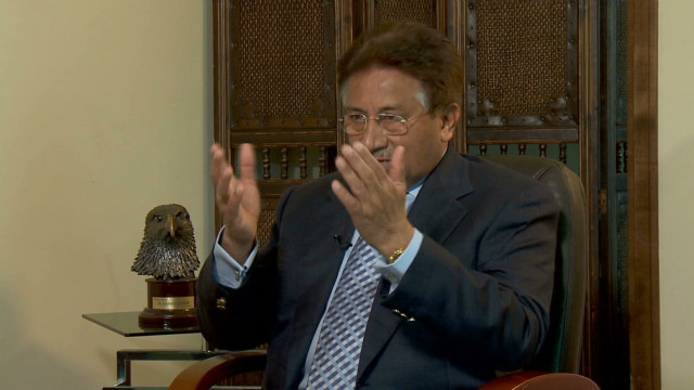 Muasharraf: 'I did well for the people'