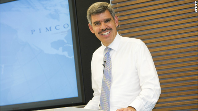 Mohamed El-Erian, CEO of PIMCO