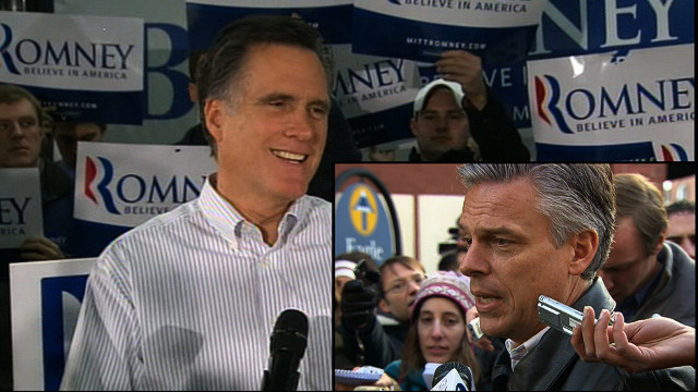 Romney: 'I like to fire people'