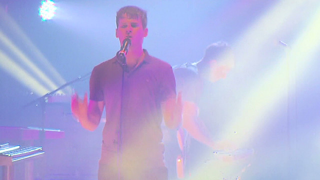 Foster the People up for pair of Grammys