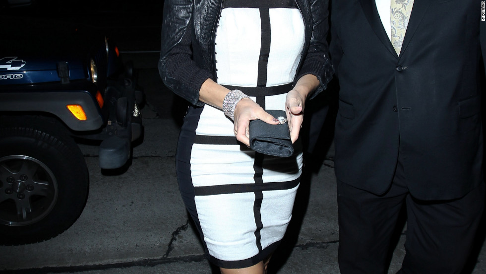 Maria Menounos attends a party in Hollywood.