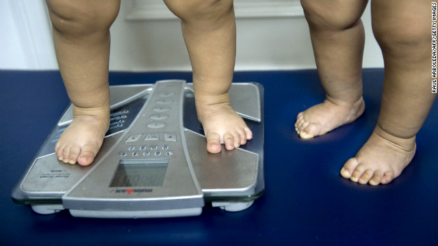 Ten times more children and teens obese today than 40 years ago