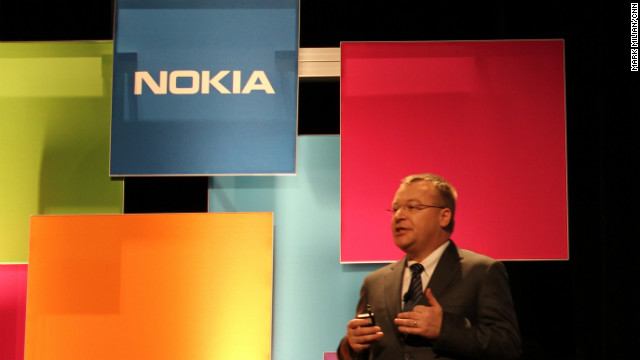 Nokia CEO Stephen Elop announces the company's strategy for U.S. re-entry.