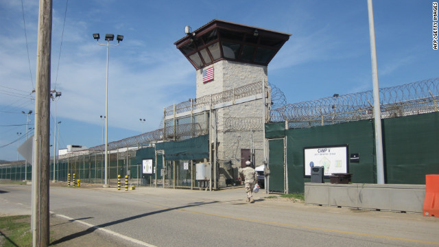 2010: Guantanamo detainee pleads guilty