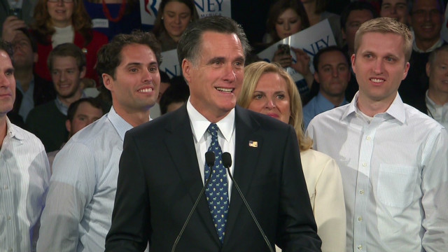 Gergen: Romney's N.H. speech memorable