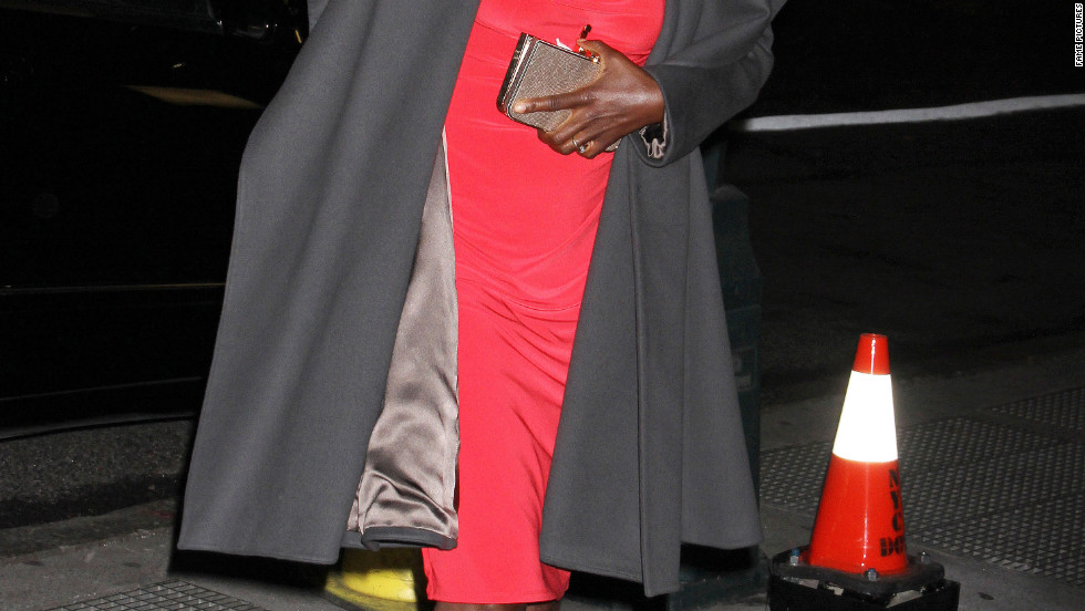 Viola Davis attends the 2011 National Board of Review Awards Gala in New York City.