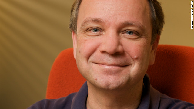 """Games have become the entertainment of choice for people all over the world,"" Sid Meier says."