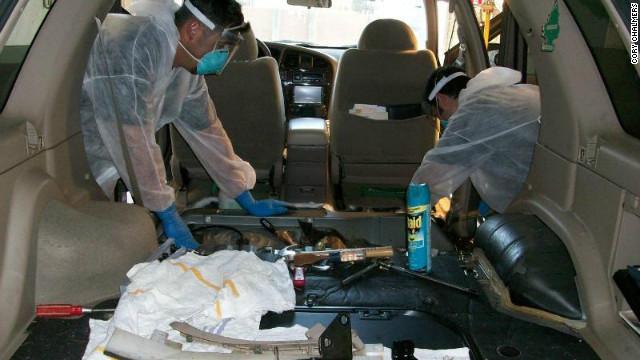 El Paso, Texas - ACT Crime Scene Cleanup