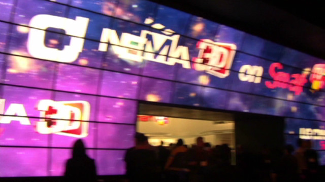 Check out the new 3-D TVs