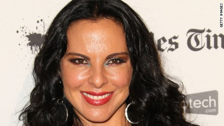 "Actress Kate Del Castillo attends the 2011 Los Angeles Latino International Film Festival screening of ""Without Men"" at the Egyptian Theatre on July 24, 2011 in Los Angeles, California."