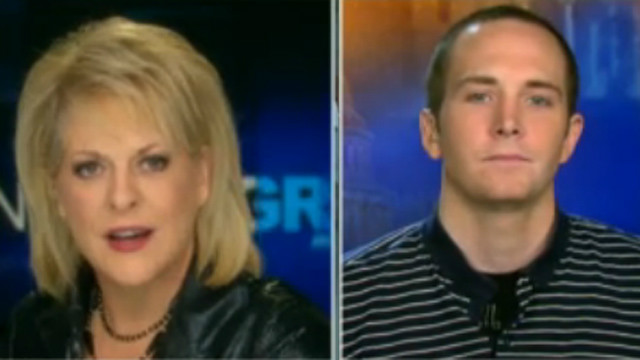 Nancy Grace:  'Cut his mic'