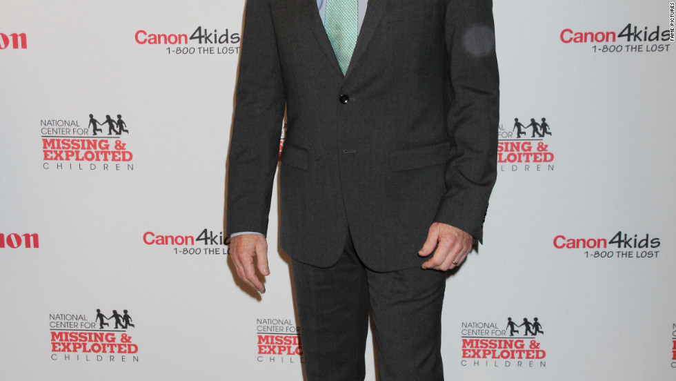 Bryan Cranston attends a reception in Las Vegas.
