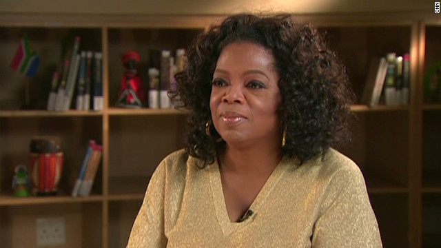 Winfrey: Obama a 'masterful leader'
