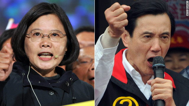 The overriding question for Beijing is whether the next Taiwan president will stick to the status quo.