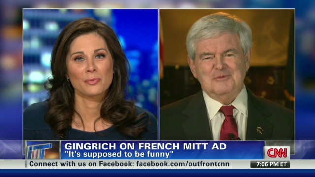 exp Erin Gingrich on Romney, French_00002001