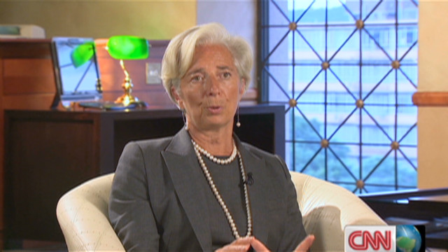 Lagarde: The Eurozone impact on Arica
