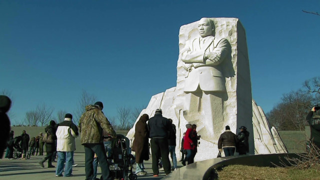 A nation remembers Martin Luther King