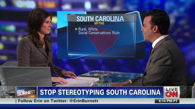 Avlon: Stop stereotyping South Carolina
