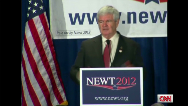 Fraud in Gingrich super PAC ad