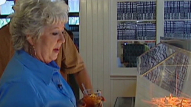 Paula Deen discuses diabetes diagnosis