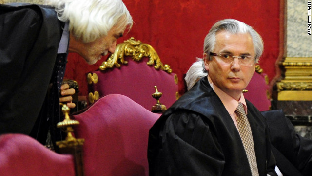 Famous Spanish judge on trial