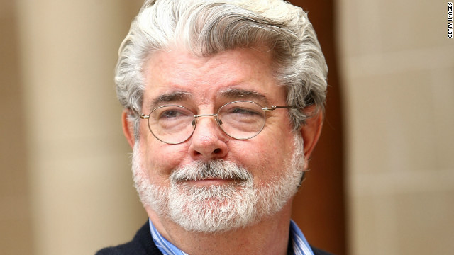 Director George Lucas attends the unveiling of the new USC School of Cinematic Arts (SCA) Complex on March 29, 2009 in Los Angeles, California
