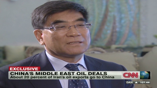 Can China make do without Iranian crude?