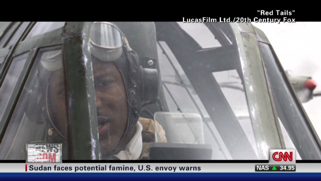 "exp ""Red Tails"" Director & Star on Tuskegee Airmen, Making History_00002001"