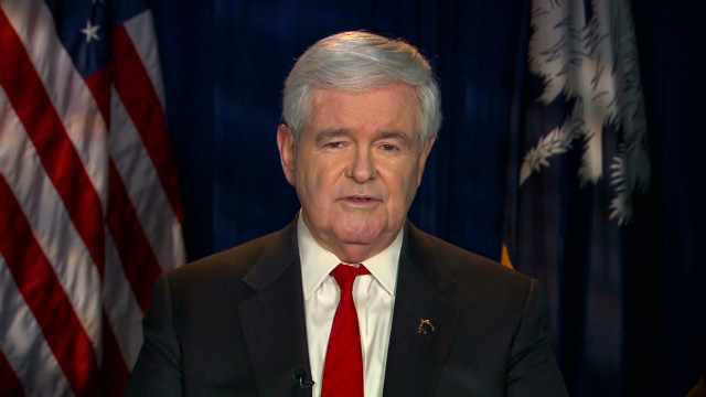 Gingrich: SC loves my conservative ideas