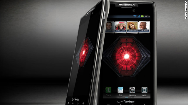 It's time room for the new kid in town -- the Motorola Droid Razr Maxx, which will be available starting January 26.