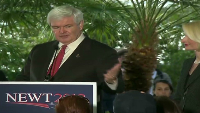 Gingrich: We knew we'd get smeared