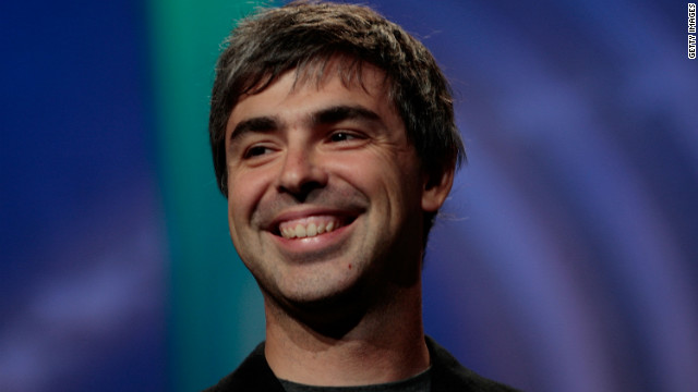 Google CEO Larry Page has been a no-show at multiple recent company events.