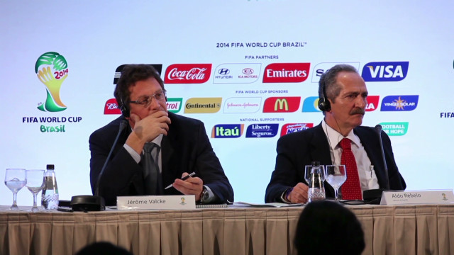 FIFA: Brazil must sell beer in stadiums