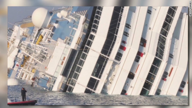 Costa Concordia tragedy: A look back